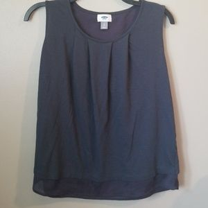 Old Navy Swing Tank/Split Back,  Small
